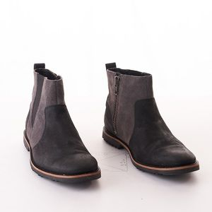 Timberland Kendrick Chelsea Leather Ankle Boots 9